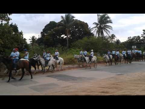 Cavalgada Alhandra