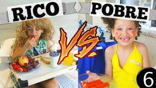 RICO VS POBRE 6 - Isaac do VINE