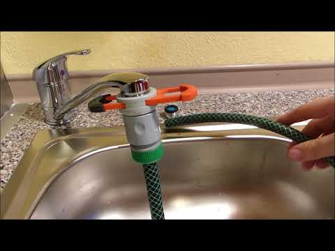 Wasserhahn Tropft Dichtung Oberteil Wechseln Waschbecken Amartur