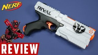 Review | Kronos XVIII-500 Phantom Corps | Nerf Rival