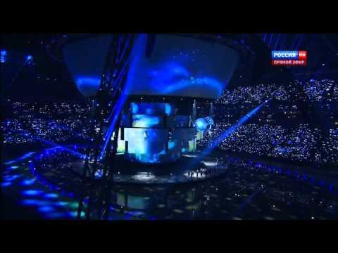 Дмитрий Хворостовский - Путь (Открытие Универсиады-2013)