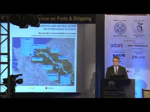 Video of Case study presentation on Haropa Ports - Part 4
