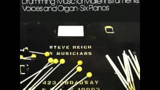 Steve Reich - Part II