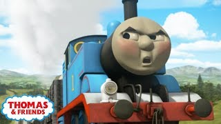 Thomas & Friends | Thomas The Quarry Engine | Kids Cartoon