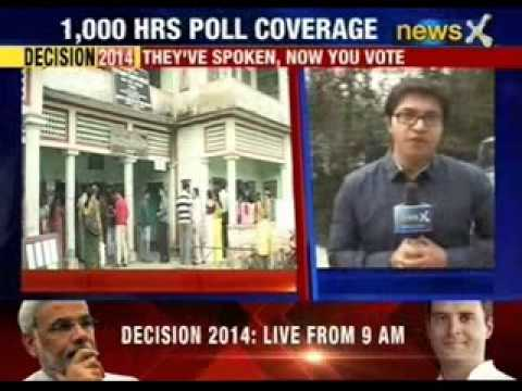 2014 Lok Sabha Election: Six seats in Assam, Tripura vote today