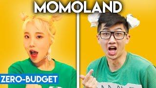 Download Lagu K-POP WITH ZERO BUDGET! (MOMOLAND- Bboom Bboom) Gratis STAFABAND