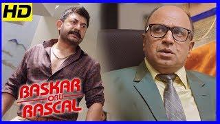 Arvind Swamy New Movie | Bhaskar Oru Rascal Best Scene | Siddique seek Amala Paul