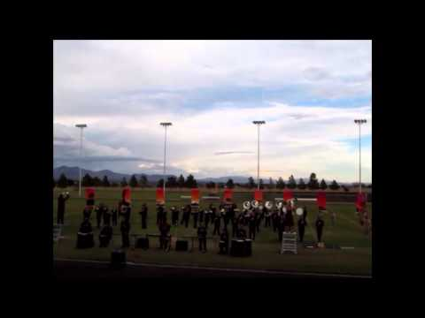 Eastern Arizona College Band Day - SHS and EAC Bands and Awards, Oct 11, 2014