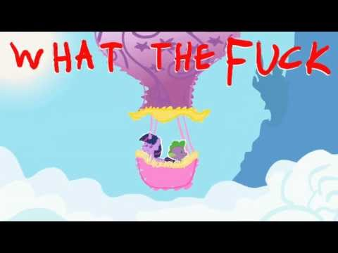 Don't Watch a Cartoon Called My Little Pony