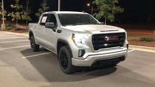 2020 GMC Sierra Elevation Review