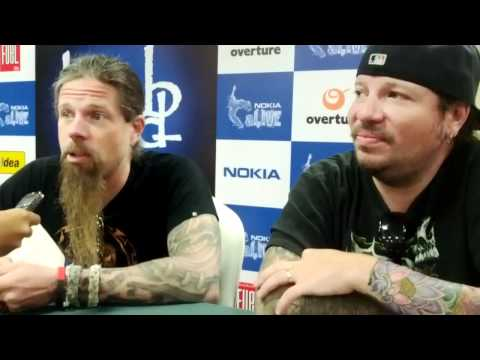 Interview with Chris and Willie Adler from Lamb of God