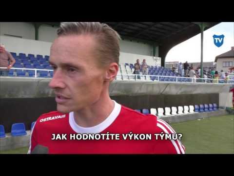 FNL: Rozhovor s Tomášem Zápotočným po utkání ve Vlašimi.