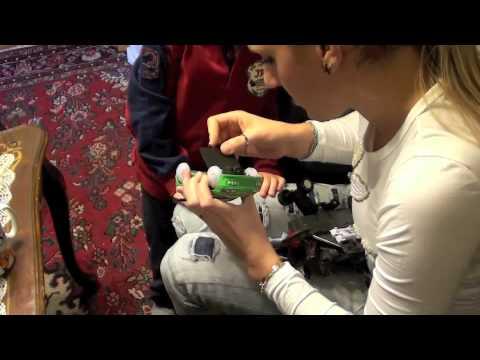 2012:  Aereo modellino BAMBINI DIVERTENTI BAMBINI DIVERTENTI VLOG