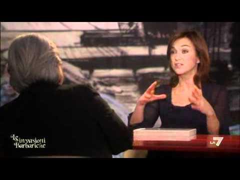 LE INVASIONI BARBARICHE 04/03/2011 - Daria Bignardi intervista Rosy Bindi