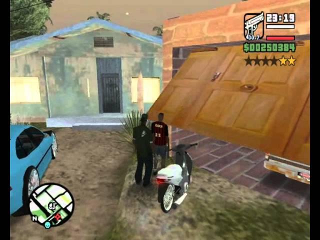 gta san andreas villa los motochorros