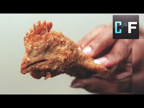 Top 10 Most Disgusting Things Found in Fast Food