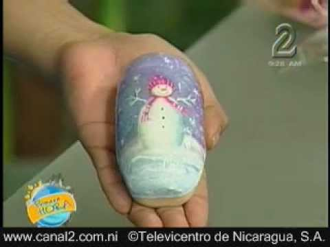 Servilletas decoradas para decoupage