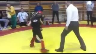 Александр Железняков(Golden Glory) vs Rimantas Kakta(K-1 Akademija, LT)