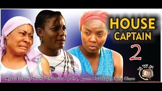 House Captain Nigerian Movie [Part 2] - A Challenging Family Drama