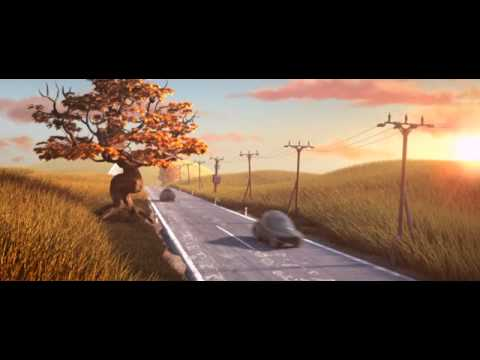 Wildlife Crossing-Winner of the of Aakruti 2014 Iff Animation Category.