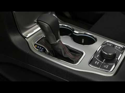 2017 Jeep Grand Cherokee Video