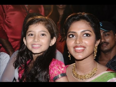 Actress Anushka and Amala Paul At Saivam Audio launch | Nassar, Gautham Menon, G.V.Prakash