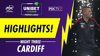 Night 3 Highlights | Cardiff | 2020 Unibet Premier League
