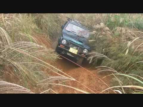 Jimny 4X4 660cc    in INASA part 01