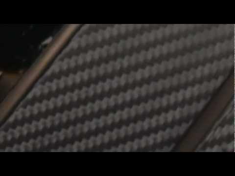 Карбоновый INFINITI FX. Матовая пленка карбон 3D 3m Di-Nok