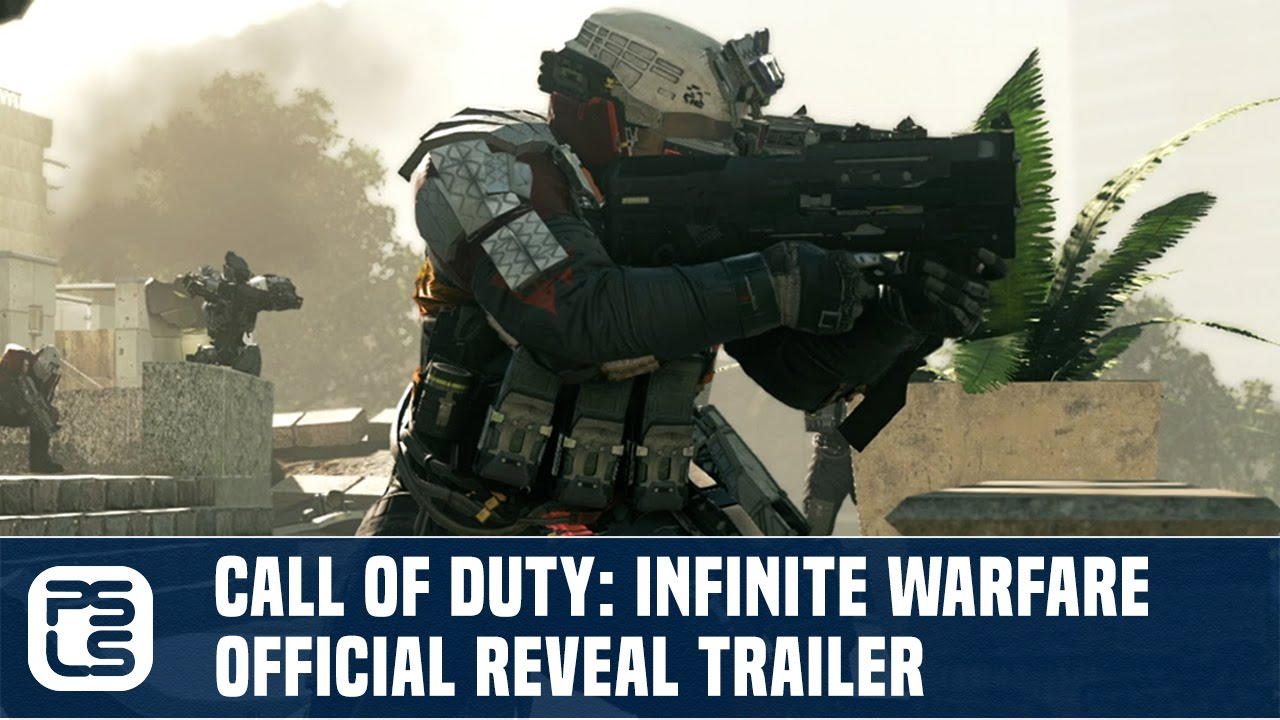 Call of Duty: Infinite Warfare Official Reveal Trailer