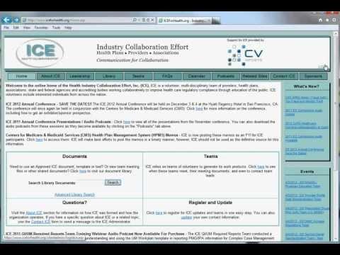 Tutorial - Alternate Library Access Methods
