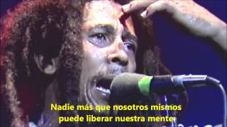 Redemption Song   Bob Marley (HD) Playing for change subtitulada español spanish