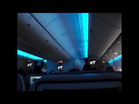 Etihad Airways 777-300ER |Economy class| EY0407 Bangkok-Abu Dhabi, 2014 | Full flight report