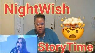 NightWish-Storytime**REACTION**