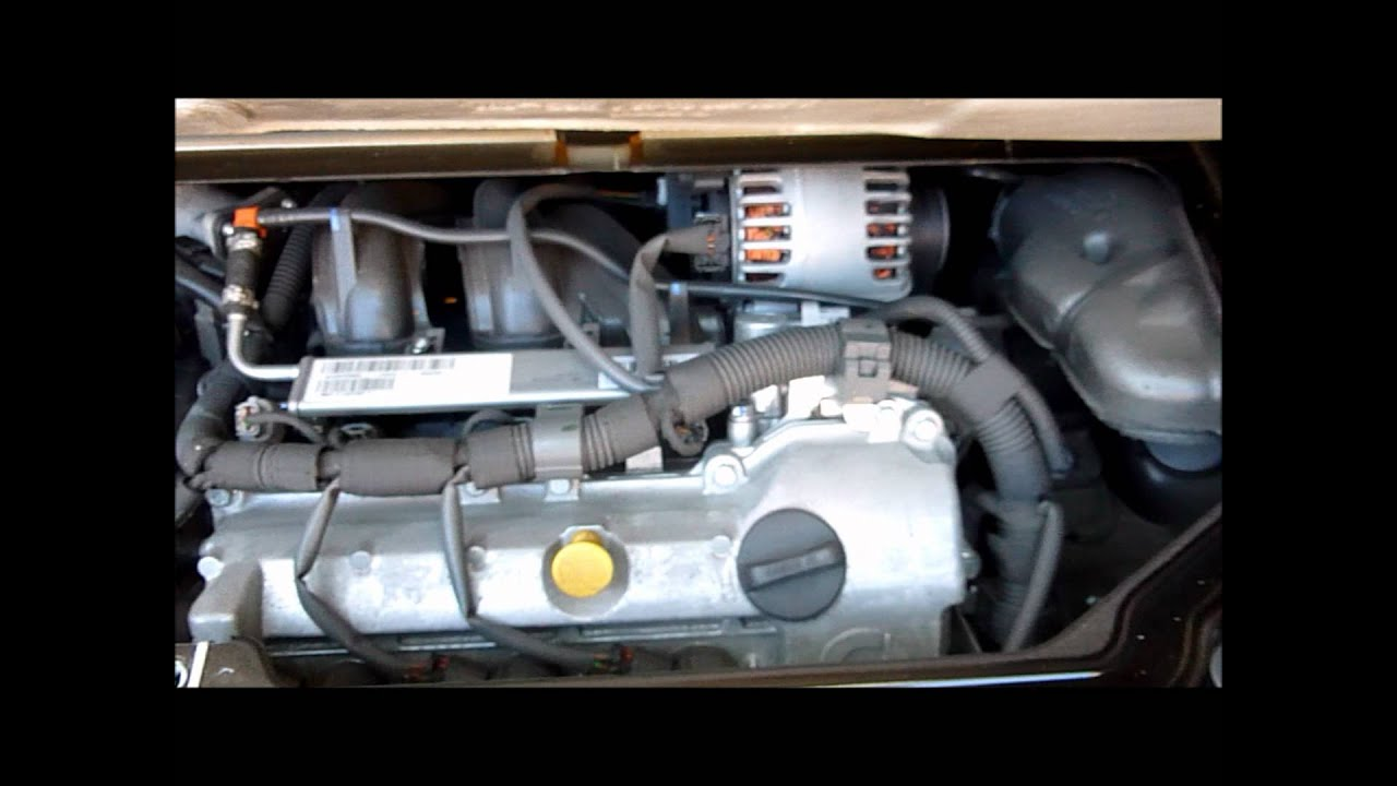 2011 Smart Fortwo 1 0 Mhd Coupe Engine Youtube