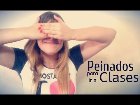PEINADOS PARA EL REGRESO A CLASES ♥ @yanibrilz #martesanias