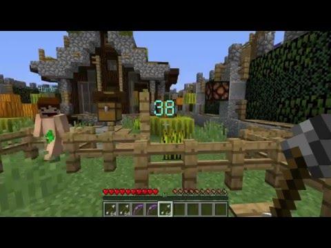 Minecraft:Прохождение карты | №6 | ГЕНЕТИЧЕСКИЙ КОД