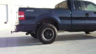 MBRP SI/SO Exhaust system - 2008 Ford F150
