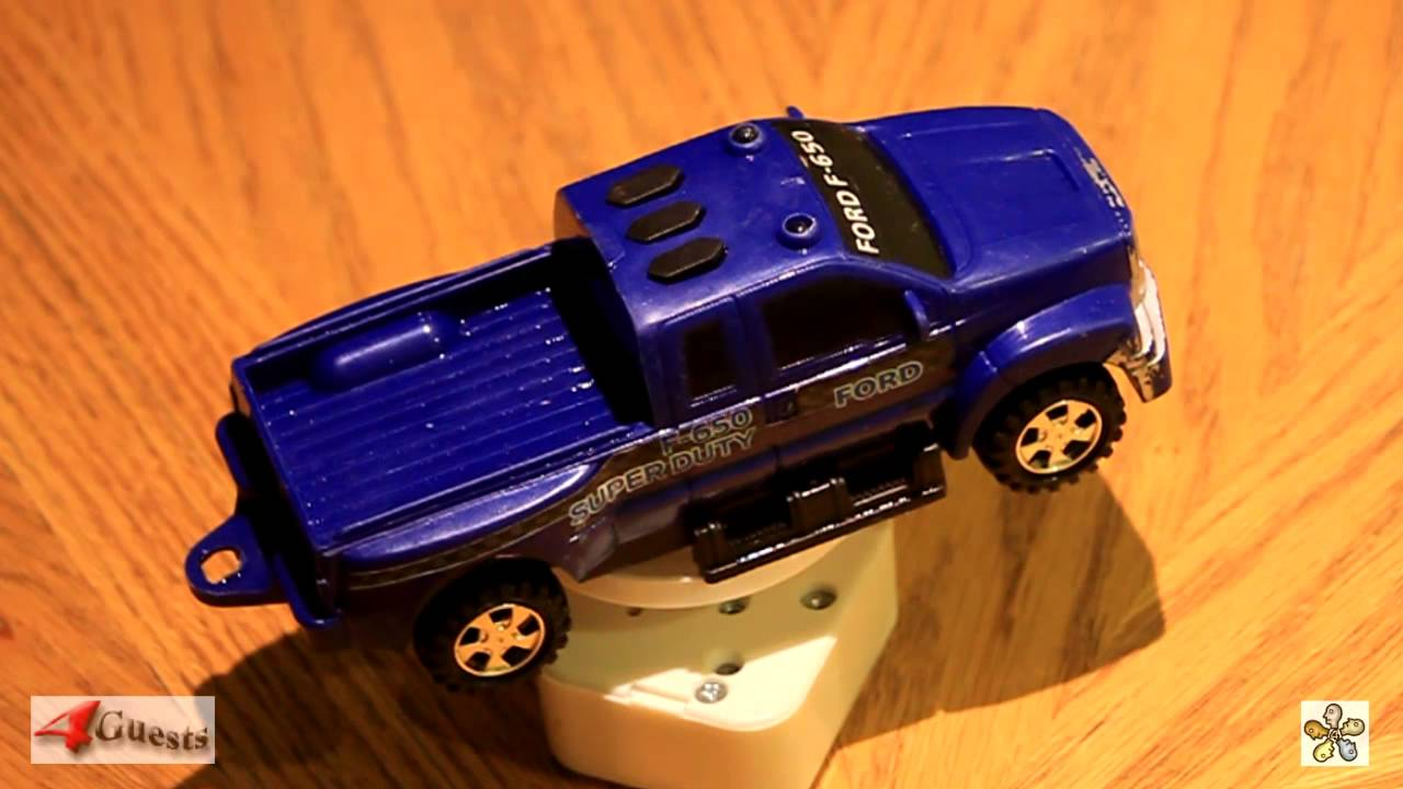 FORD F-650 SUPER DUTY TRUCK ~ TOY MODEL - YouTube
