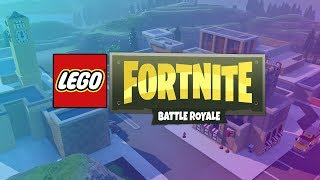 LEGO Fortnite Battle Royale - Gameplay Trailer