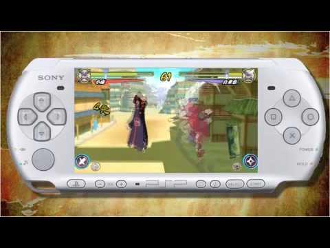 Naruto Shippuden Ultimate Ninja Heroes 3 - PSP - YouTube