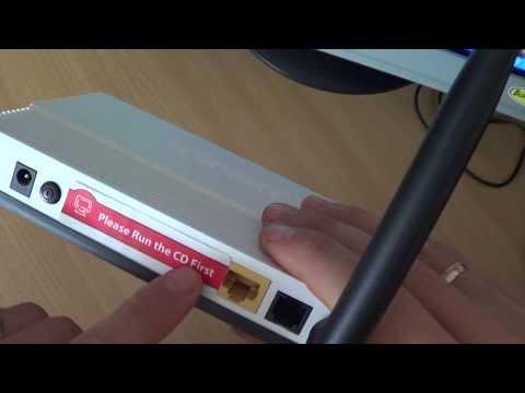 Видео как подключить WIFI