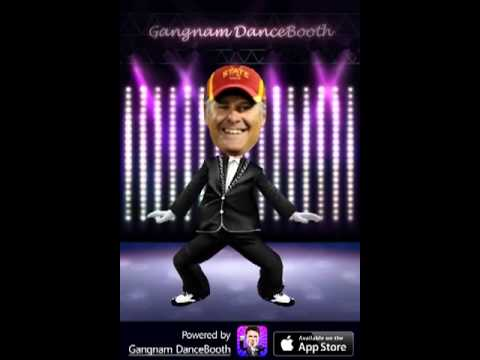 Paul Rhoads Gangnam