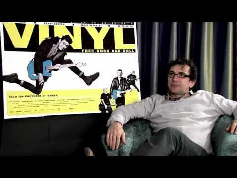 Phil Daniels Interview - Vinyl