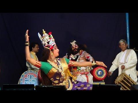 Yakshagana -- Raktharathri - 2 video