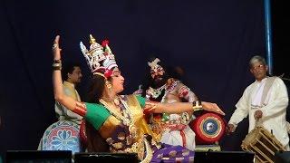 Yakshagana -- Raktharathri - 2