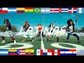 Doble, Major Lazer – LATINAS (Dance Video)