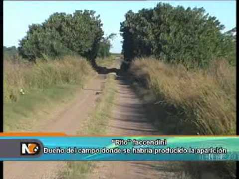 EXTRAÑAS APARICIONES EN HERNANDEZ