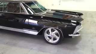 1965 Buick Riviera Coupe CUSTOM At Celebrity Cars Las Vegas