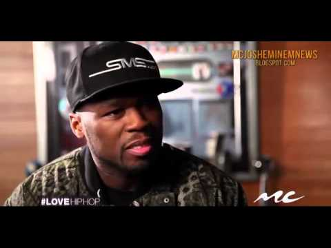50 Cent - Interview  Chronicles &quot;Music Choice&quot; - 2013